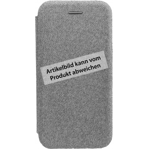 COMMANDER Book Case CURVE für Samsung G970 Galaxy S10e Suit Elegant Gray