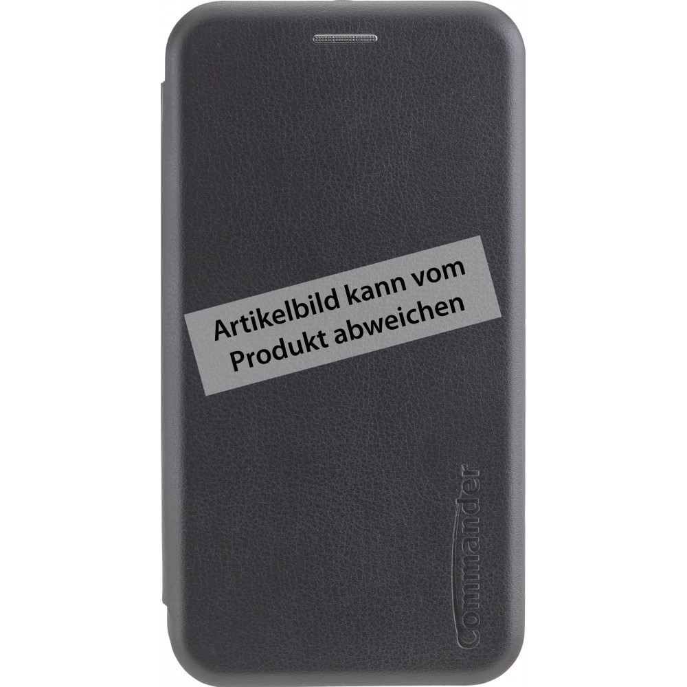 COMMANDER Book Case CURVE für Samsung G970 Galaxy S10e Black