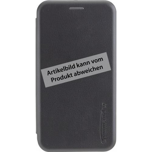 COMMANDER Book Case CURVE für Samsung G970 Galaxy S10e Black