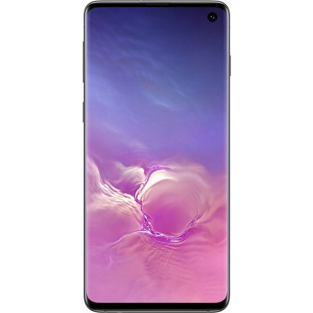 Samsung Galaxy S10 Display Reparatur, front black