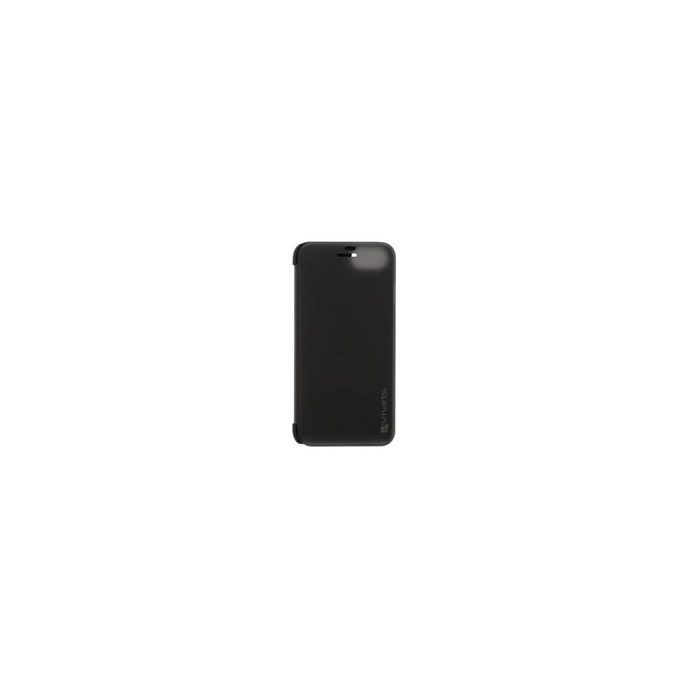 4smarts KYOTO Always-On Book für Apple iPhone 7/8 schwarz