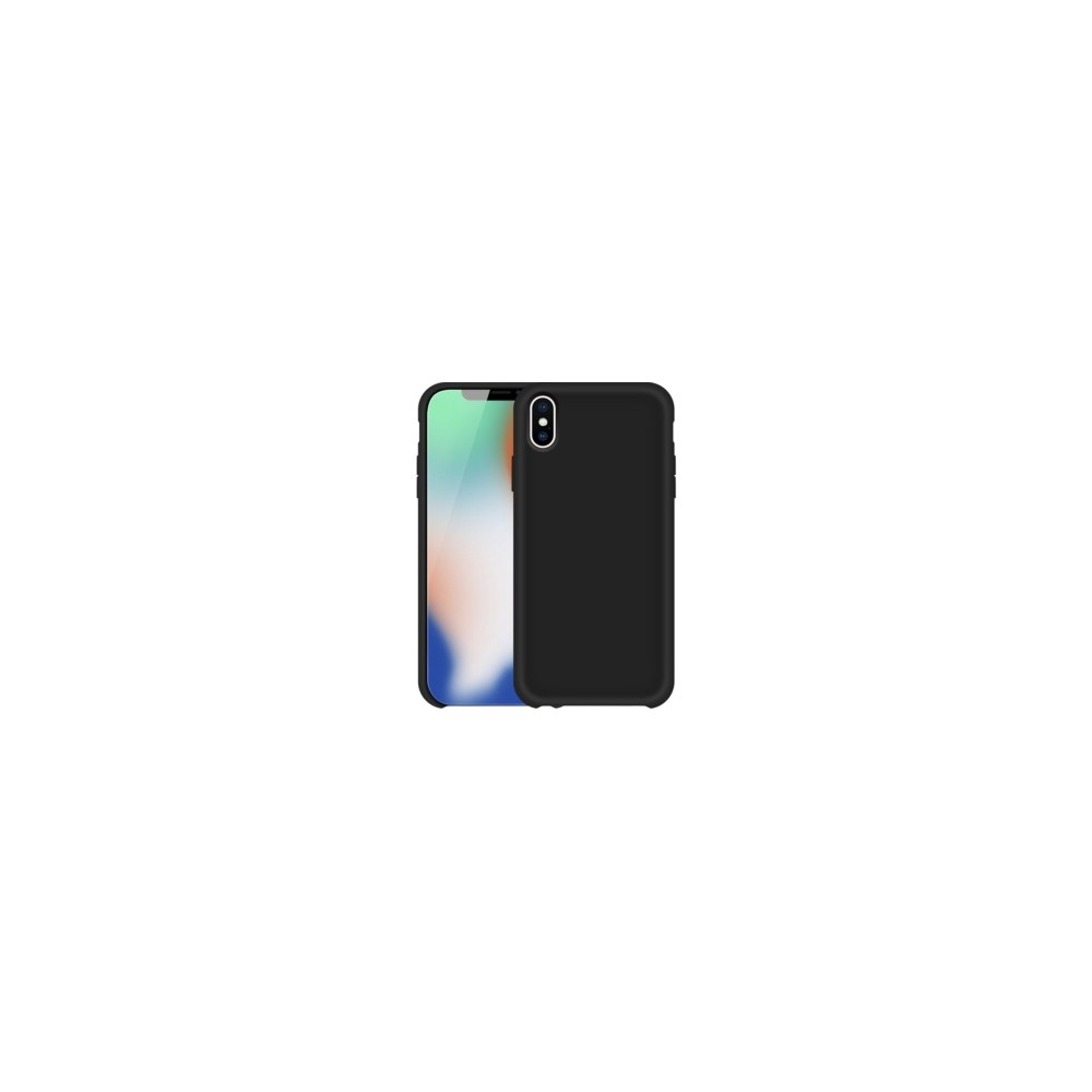 PEDEA Liquid Silicone Case für iPhone X/Xs