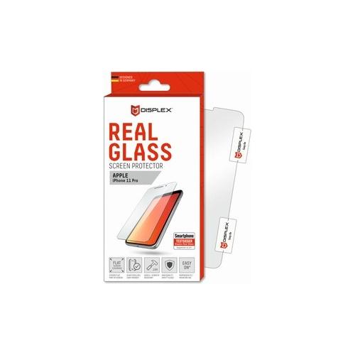 DISPLEX Real Glass für Apple iPhone 11 Pro/ X/ Xs