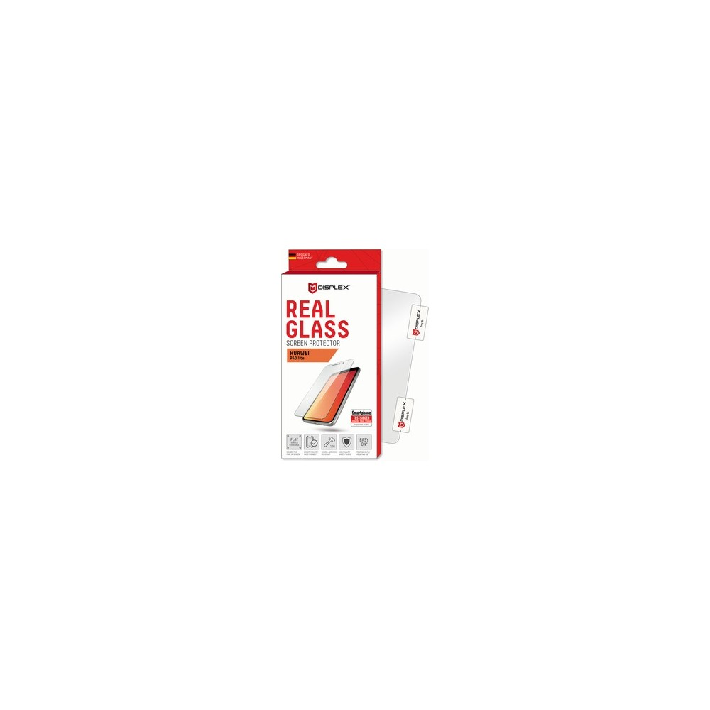 DISPLEX Real Glass für Huawei P40 Lite