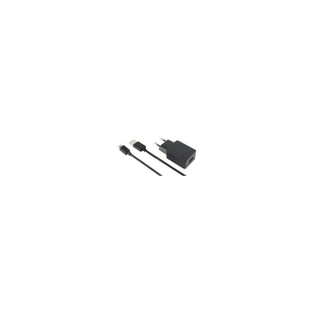 Fontastic Reiseladeset Stecker+Kabel Lightning 2