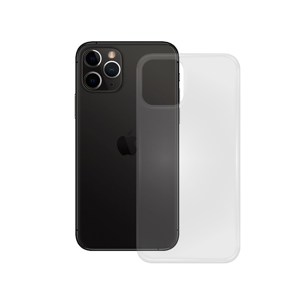PEDEA Soft TPU Case für iPhone 12/ 12 Pro, transparent