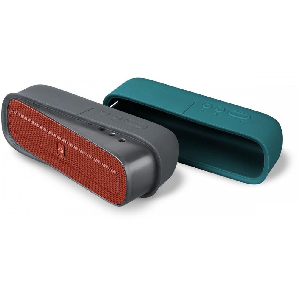 AQL Bluetooth Lautsprecher SPARKLE (grau)