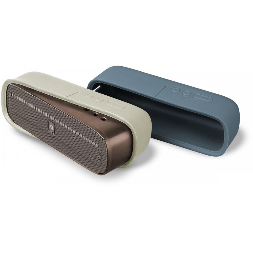 AQL Bluetooth Lautsprecher SPARKLE (weiß)