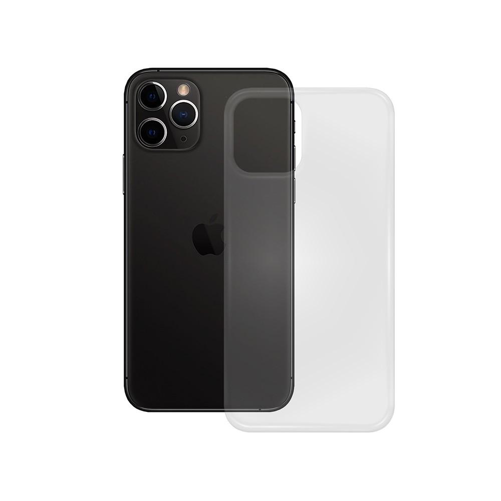 PEDEA Soft TPU Case für iPhone 12 mini, transparent