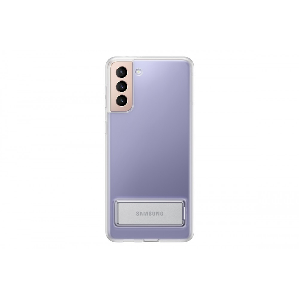 Samsung Clear Standing Cover EF-JG996- Galaxy S21+ Transparent