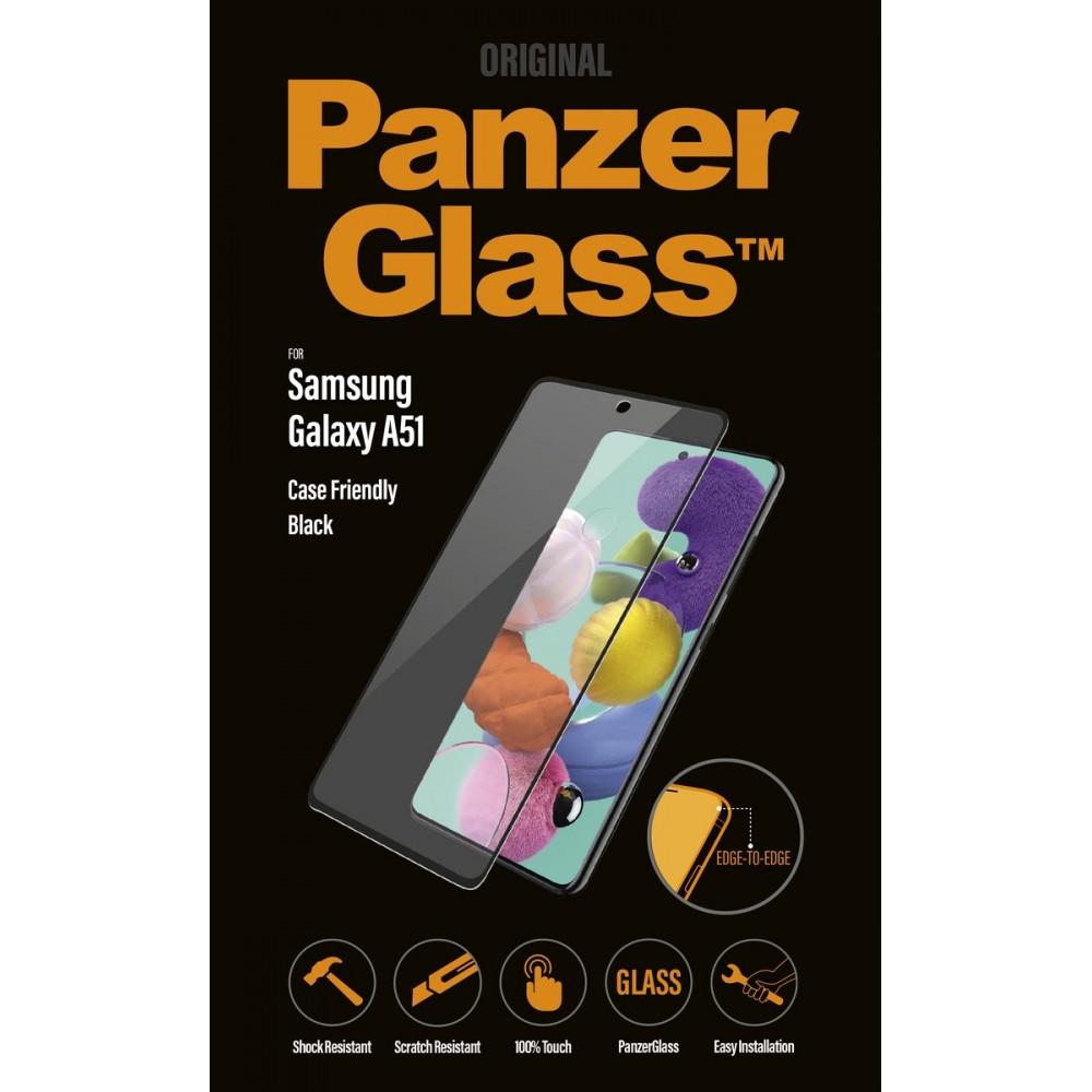 PanzerGlass f. Samsung Galaxy A51, CF