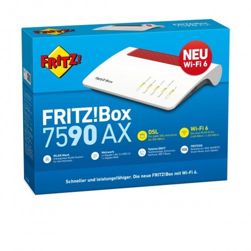 AVM FRITZ!Box 7590 AX