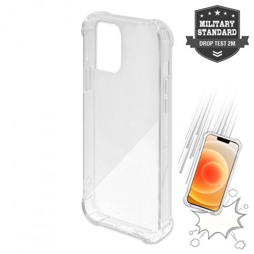 4Smarts Hybrid Case Ibiza für iPhone 13 Pro Max, transparent