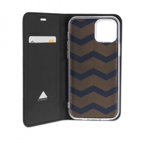 4Smarts Flip Case Urban Lite für iPhone 13 Pro, schwarz