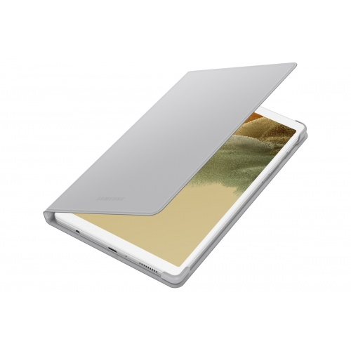 Samsung Book Cover EF-BT220 für Tab A7 Lite, Silver