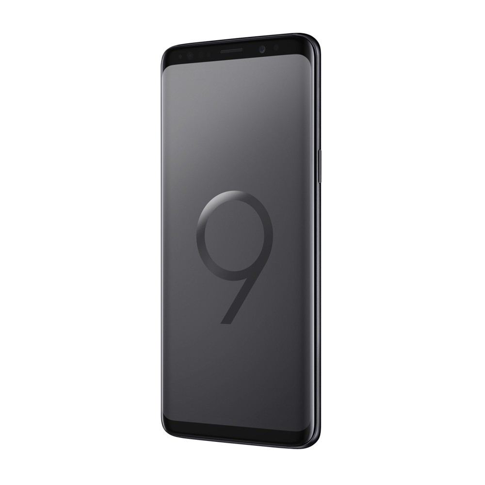 Samsung Galaxy S9 Display Reparatur, front black