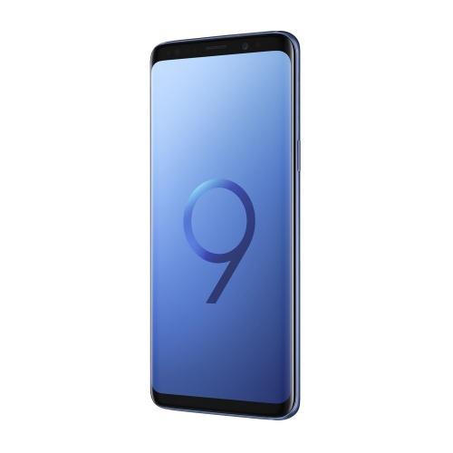 Samsung Galaxy S9 Display Reparatur, front blue