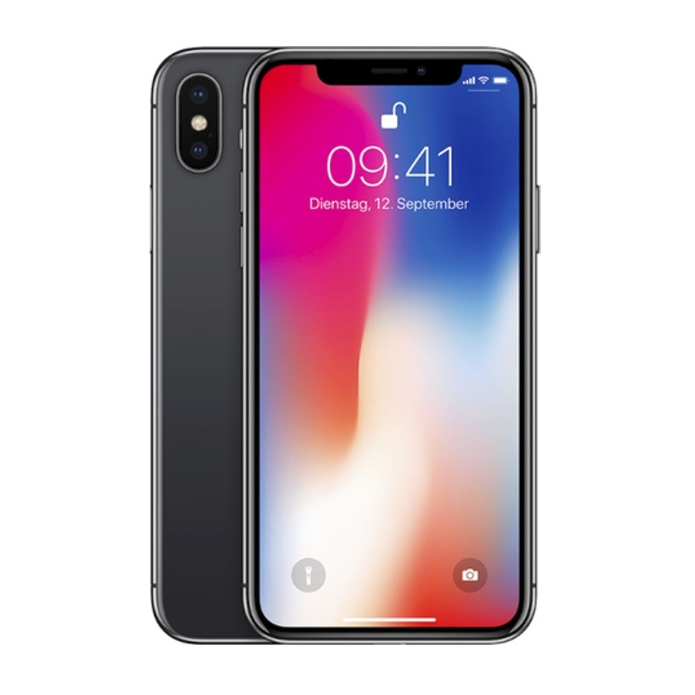 iPhone X Reparatur black